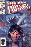New Mutants (1983 1st Series) 18