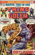 Marvel Two-in-One (1974 1st Series) 11