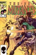 New Mutants (1983 1st Series) 30
