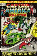 Captain America (1968 1st Series) 151
