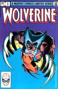 Wolverine (1982 Limited Series) 2