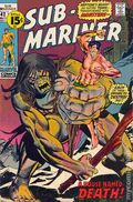 Sub-Mariner (1968 1st Series) 42