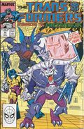 Transformers (1984 Marvel) 1st Printing 40
