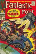Fantastic Four (1961 1st Series) 62