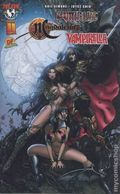 Witchblade Magdalena Vampirella Convergence (2004 Dynamic Forces) 1A