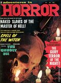 Adventures in Horror Magazine (1970 Stanley Publications) 1