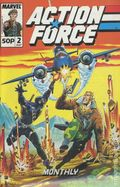 Action Force Monthly (UK) Comic Size 2