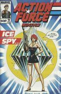 Action Force Monthly (UK) Comic Size 9