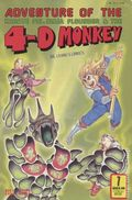 4-D Monkey (1988) 7
