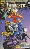 Fantastic Five (1999 1st Series) 2B