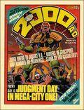 2000 AD (1977 United Kingdom) 121