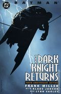 Batman The Dark Knight Returns TPB (1996 DC) 10th Anniversary Edition 1-1ST