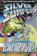 Silver Surfer The Coming of Galactus TPB (1992 Marvel) 1-1ST