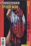 Ultimate Spider-Man (2000) 13DFSIGNED