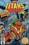 New Teen Titans (1980) UK Edition 5UK