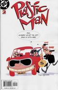 Plastic Man (2004 3rd Series DC) 2