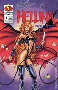 Hellina Heart of Thorns (1996) 1A-SIGNED