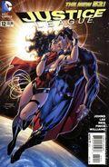 Justice League (2011) 12D