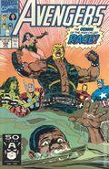 Avengers (1963 1st Series) 328