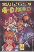 4-D Monkey (1988) 1