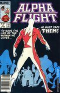 Alpha Flight (1983 1st Series) 11