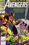 Avengers (1963 1st Series) 326