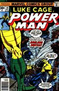 Power Man and Iron Fist (1972 Hero for Hire) 38