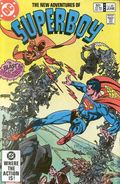 New Adventures of Superboy (1980 DC) 42