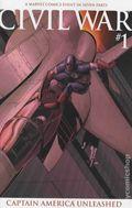 Civil War (2006 Marvel) 1E