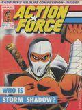 Action Force (1987 British G.I. Joe) Magazine 12