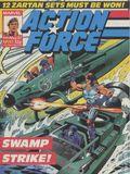 Action Force (1987 British G.I. Joe) Magazine 10