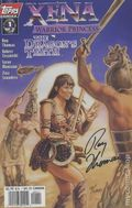 Xena Warrior Princess The Dragon's Teeth (1997) 1DFSIGNED