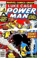 Power Man and Iron Fist (1972 Hero for Hire) 45