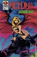 Hellina Kiss of Death (1995) 1B-SIGNED