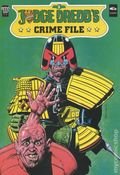 Judge Dredd's Crime File TPB (1989 Fleetway/Quality) 3-1ST