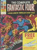 Complete Fantastic Four (1977 British/UK) 2