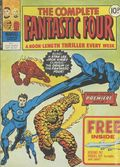 Complete Fantastic Four (1977 British/UK) 1