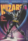 Wizard the Comics Magazine (1991) 4N