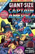 Giant Size Captain America (1975) 1