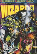 Wizard the Comics Magazine (1991) 21U