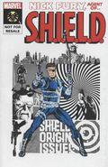 Nick Fury Agent of Shield (1968) Marvel Legends Reprint 1