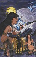 Vampirella vs. Lady Death The End (2000) Ashcan 26ASH