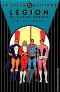 DC Archive Editions Legion of Super-Heroes HC (1990-2012 DC) 1-1ST