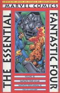 Essential Fantastic Four TPB (1998-Present Marvel) 1st Edition 2-1ST
