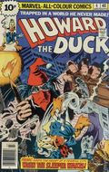 Howard the Duck (1976 1st Series) UK Edition 4UK