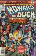 Howard the Duck (1976 1st Series) UK Edition 6UK