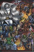 Lady Death Judgement War (1999) 3B