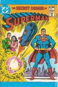 Secret Origin of Superman Mini Comic 1