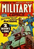 Flashback 05: Military Comics #1 (1941/1970) 5