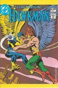 Secret Origin of Hawkman Mini Comic 1